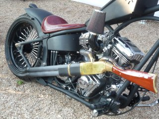 harley-with-gun
